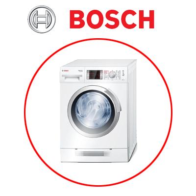 Bảng mã lỗi máy giặt Bosch và Hướng xử lý