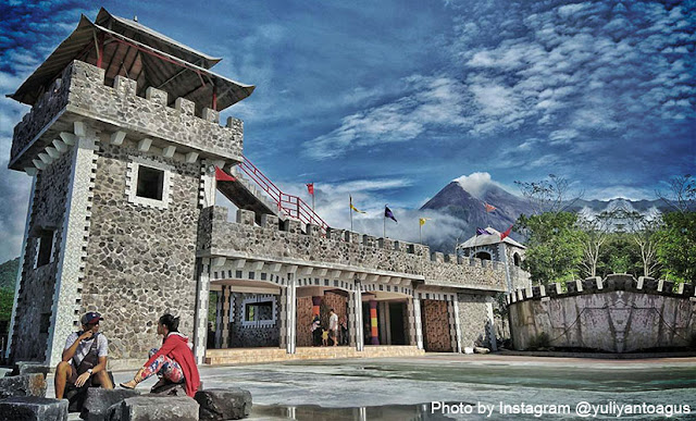 The Lost World Castle, Negeri Dongeng di Sleman yang Lagi Hits