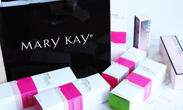 Mary Kay | Botanical Effects • Obří Recenze Skincare Produktů