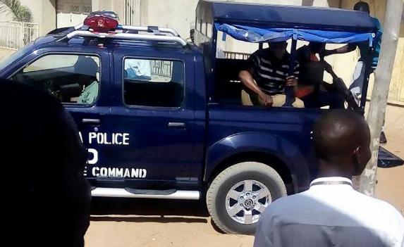 boko haram working security guards