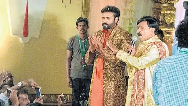 ரூ.650 கோடி செலவில் முன்னாள் பாஜக அமைச்சரின் மகள் திருமணம்