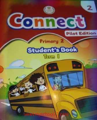 كتاب الوزارة لغة انجليزية المنهج الجديد connect 2  للصف الثانى الابتدائى ترم أول 2020 بصيغة pdf