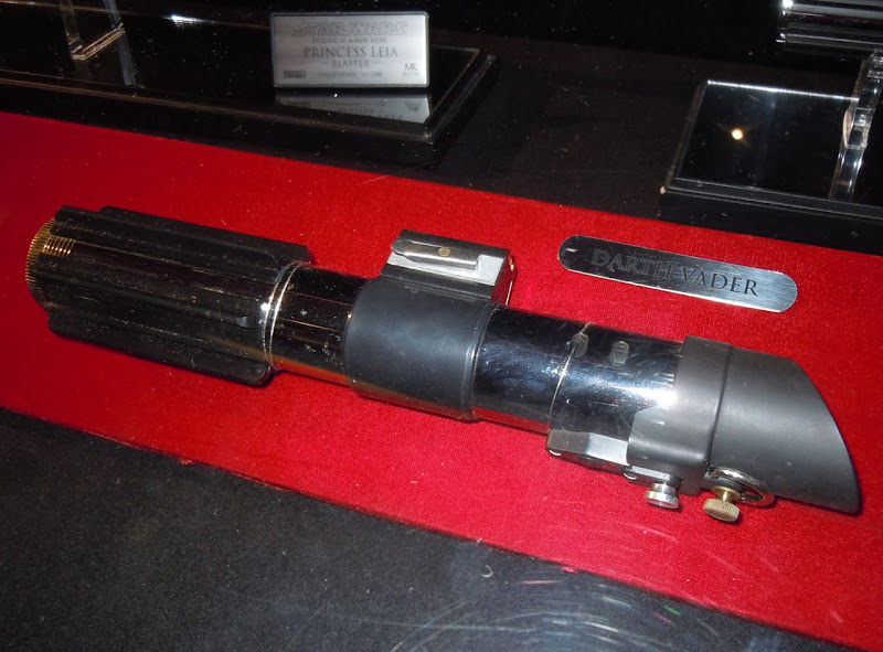 Darth Vader Star Wars lightsaber