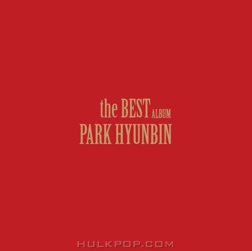 Park Hyun Bin – The Best Album