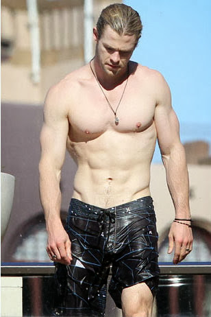Chris Hemsworth Body Workout And Diet Plan