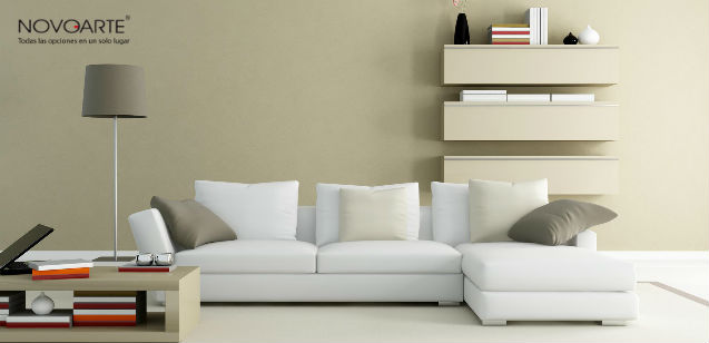 Muebles novoarte decora con muebles de sala modernos for Muebles de sala lady lee