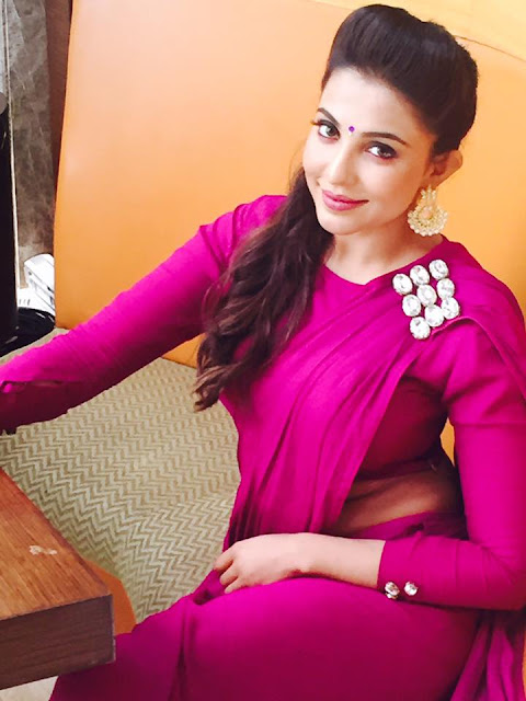 Actress Parvathy Nair Latest Stills
