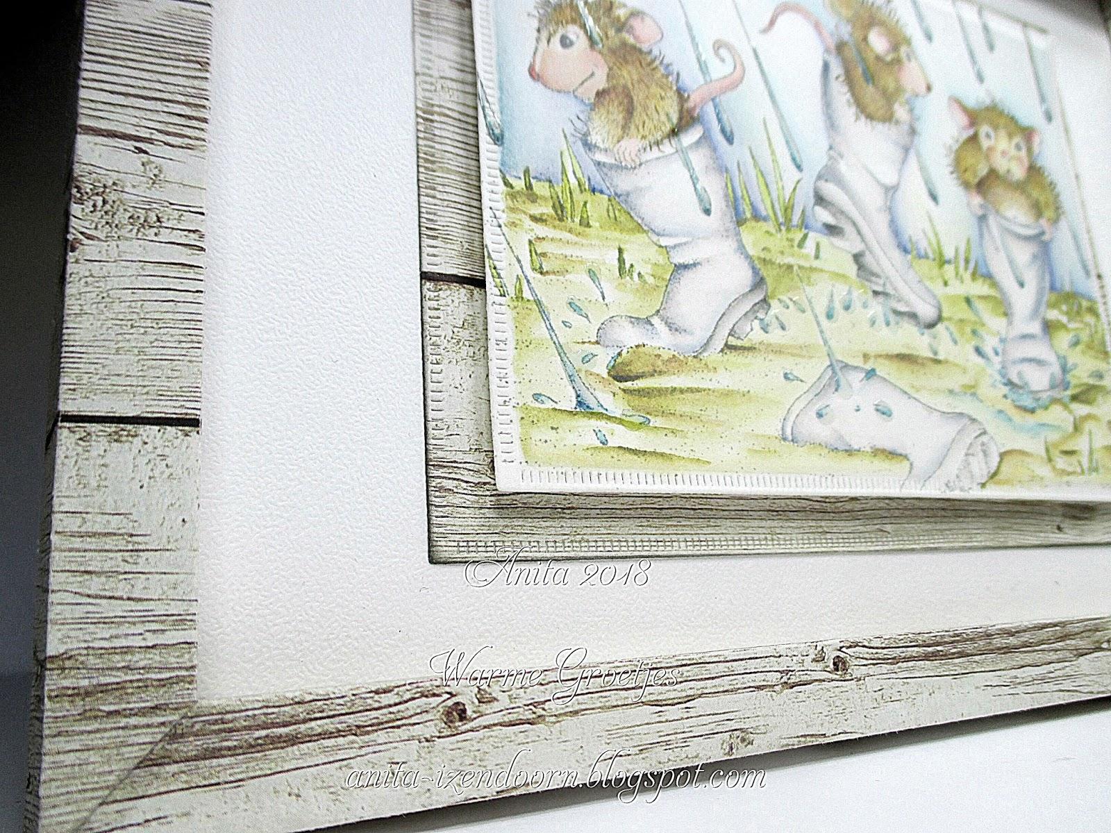 Foto Inlijsten Tips : Anita s warme groetjes inlijsten met de happy frame