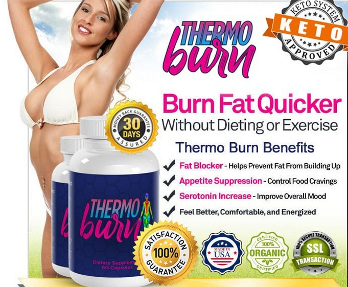 Thermo Burn - Weight loss