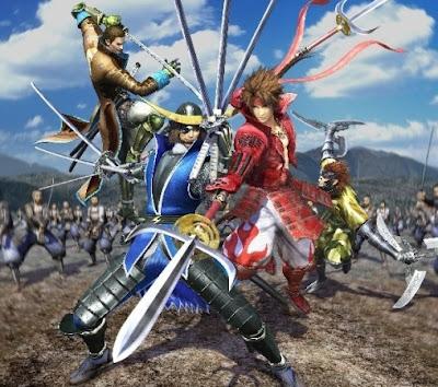 Sengoku Basara: Samurai Heroes screenshot 1