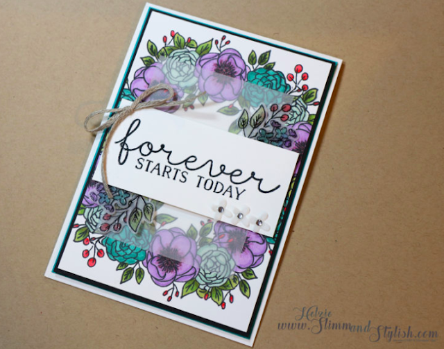 Nigezza Creates Project Share Stampin Up!  Bloom and Grow