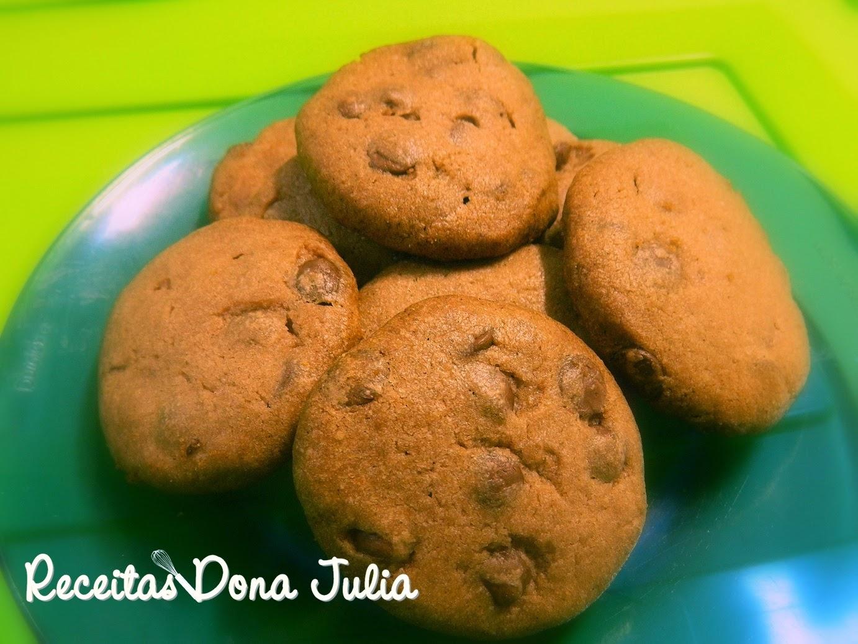 """""""Cookies de Leite Condensado"""""""