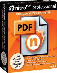 تحميل برنامج pdf للكمبيوتر nitro pro عربي وانجليزي download pdf program reader اخر اصدار