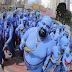 ALADDIN | Totoro participa de ação midiática do filme em SP