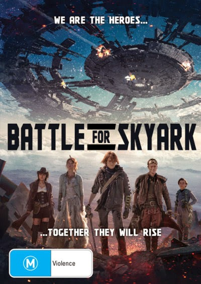 Baixar Filme Battle for Skyark Torrent