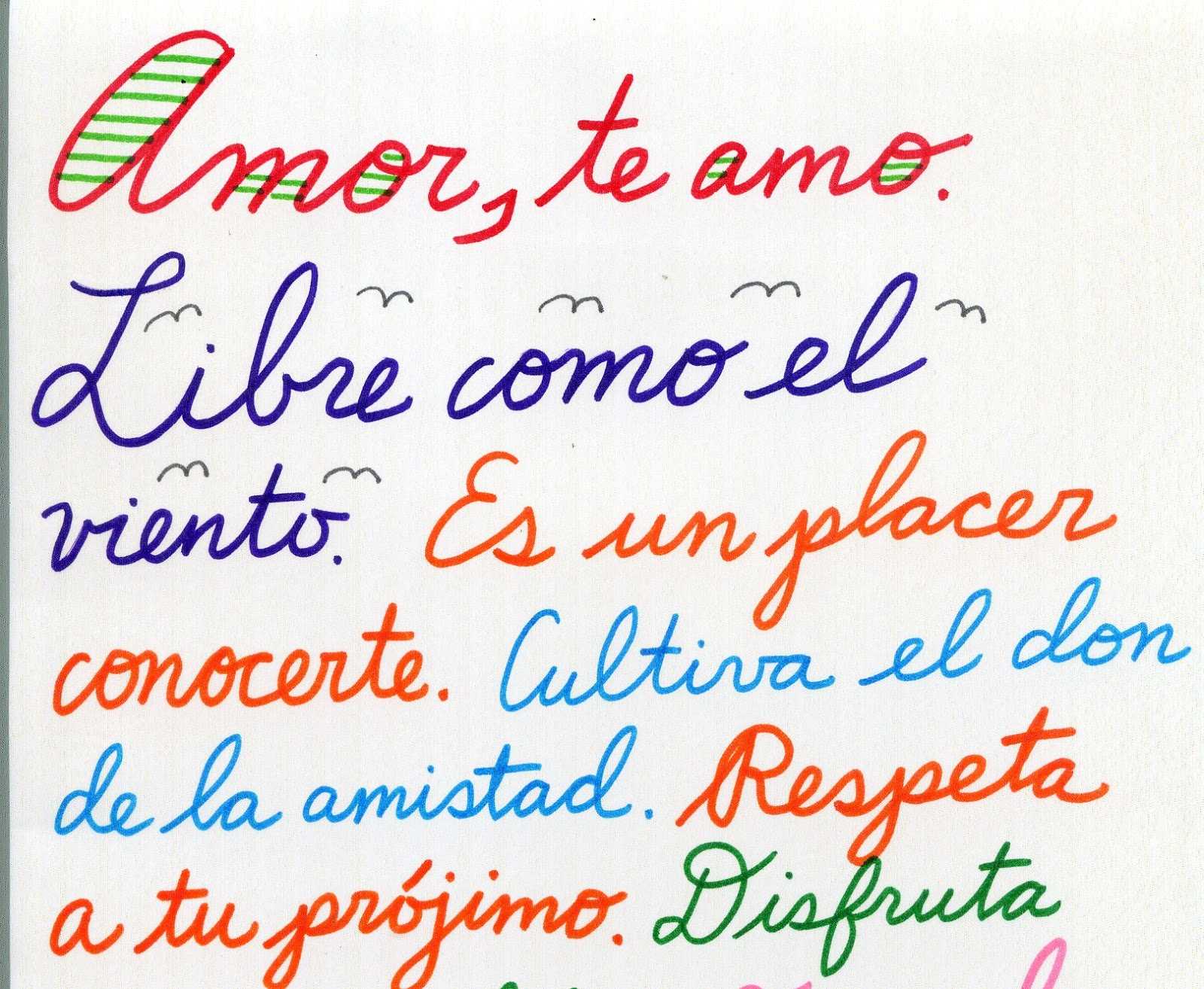 Caligrafía-Mónica Arcila R. Básica-Artística-Creativa Calligraphy ...
