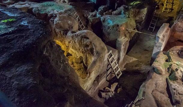The World's Oldest Human Construction Is The Theopetra Cave In Greece