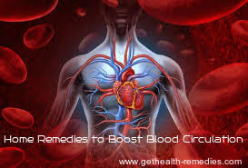 Home Remedies to Boost Blood Circulation