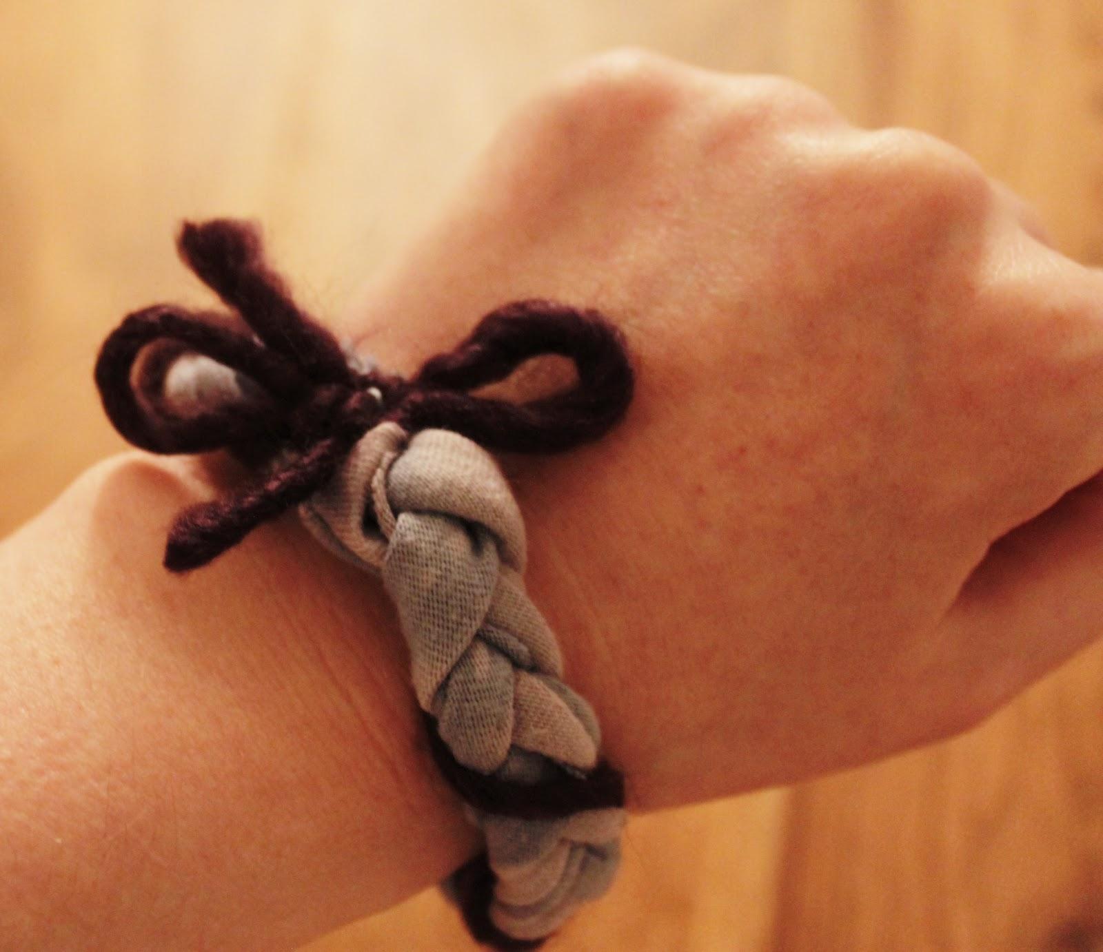 DIY Armbänder