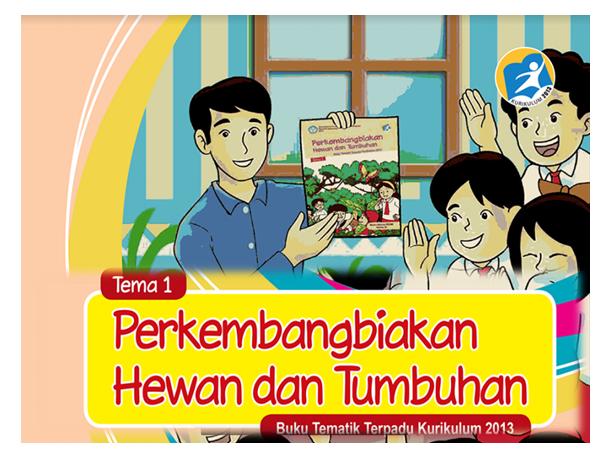 Buku Guru dan Siswa Kelas 3 Kurikulum 2013 tahun 2017