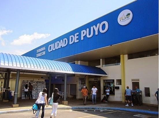 Terminal Terrestre de Puyo