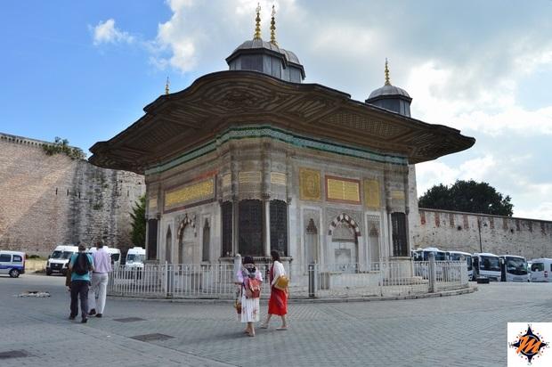 Istanbul, Fontana di Ahmet III