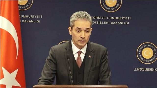 """Νέες επιθέσεις και απειλές της 'Αγκυρας για τους """"οκτώ"""": Δεσμευόμαστε ότι θα δικαστούν, είπε ο Ακσόι"""