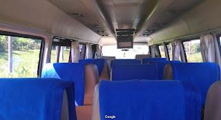 Seat Bali Jaya Trans Surabaya