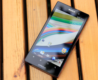 Sony Is Back With A Spectacular New Smart Phone Xperia J