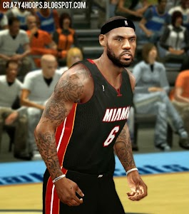 NBA 2k14 Global Patch Pack - Reign - SJ GEN version
