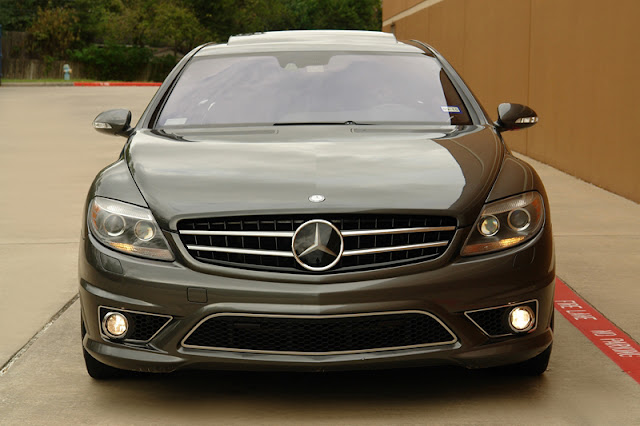 cl65 amg grill
