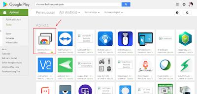 Cara remote Pc Desktop Dengan smartphone Android dengan Mudah