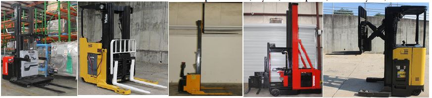 Atlanta Liquidation Auction 37 Pallet Racks Forklifts
