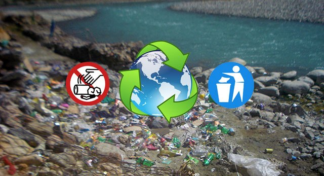 How to avoid littering and be a responsible traveller