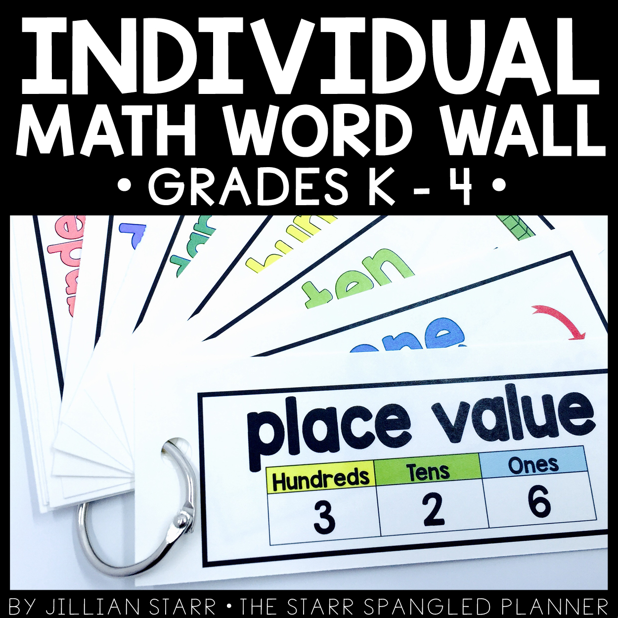 FOUR Spanish Word Walls to visually support students all year long