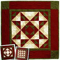 Rachels of Greenfield Autumn Star Quilt Kit