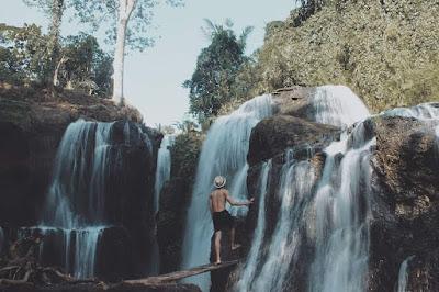 Air Terjun Taman Punggul Abiansemal