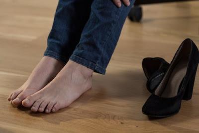 Comment réduire le gonflement des pieds