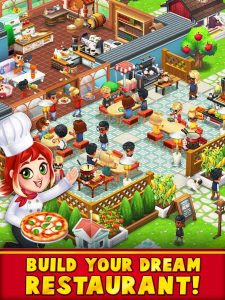 Food Street Restaurant Game APK v0.21.4 MOD (Unlimited Gold/Gems/Coins) Terbaru