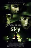 《Stay》電影海報 | © 20th Century Fox