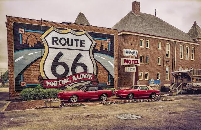 Route 66 : à la découverte de Pontiac, un incontournable de l'Illinois