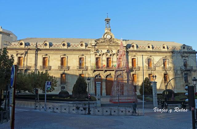 Palacio provincial de Jaén