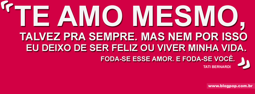 Vai Dar Namoro: Frases De Fim De Namoro Para Facebook