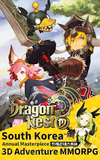 Download Dragon Nest M APK (English ver) MOD for Android