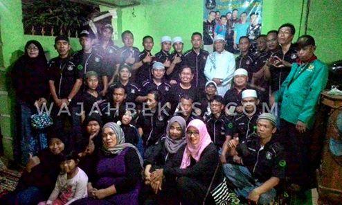 FORSA Kabupaten Bekasi Ngabuburit Bareng Personil Grup Soneta