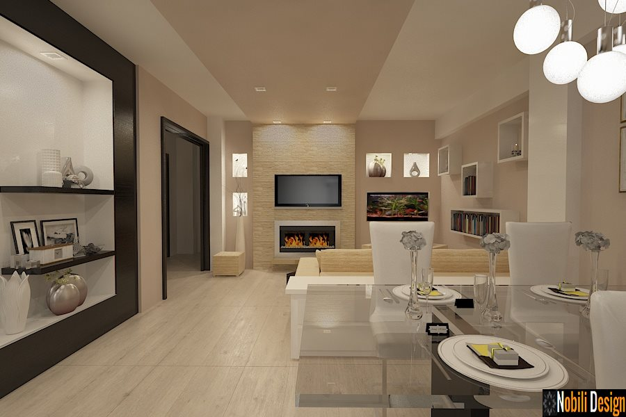Design interior case moderne amenajari interioare for Case moderne design