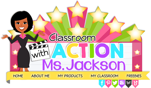 Classroom Action with Ms. Jackson: Currently January 2016