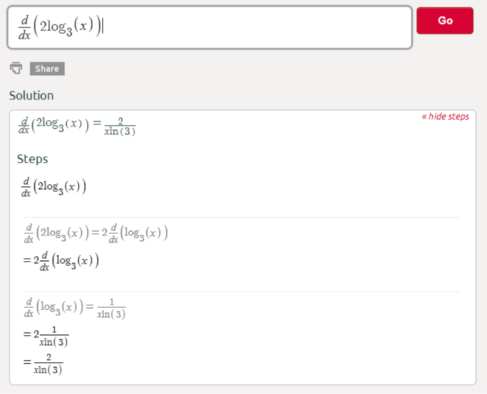 Implicit Differentiation Calculator  World of Printable