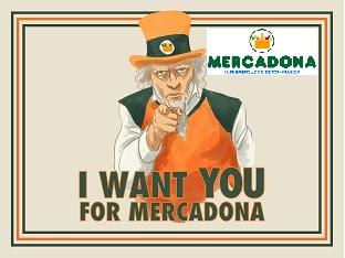 Ofertas de empleo en Mercadona Madrid