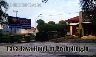 Lava-lava hotel in Probolinggo